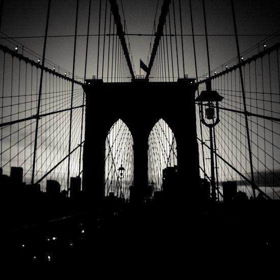 art prints - Brooklyn Bridge by Ramiro Pires