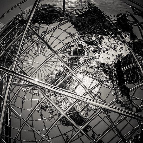 art prints - Globe Sculpture by Ramiro Pires