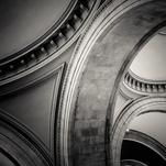 The ceiling at the Met by Ramiro Pires