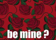 Be Mine by Bethan Osman