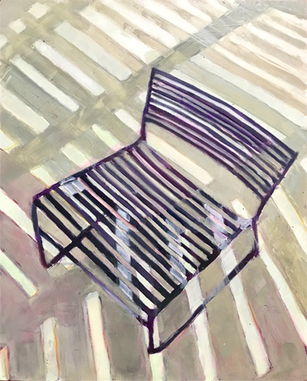 art prints - Chair from my Childhood by Caitlin Winner