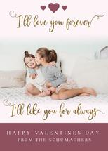 I'll Love You Forever by Michayla Pearson
