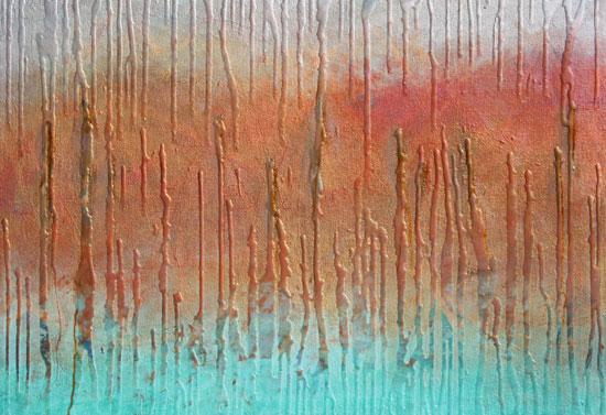 art prints - Dance On Water by Maxine Orange