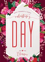 Happy Bouquet Day by Suzanne Green