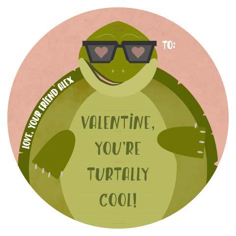 valentine's day - Turtally by Natalia