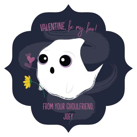 valentine's day - You could be my boo by Natalia