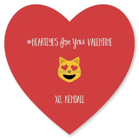 valentine's day - #Hearteyes by Natalia