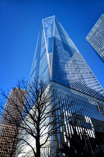 art prints - Freedom Tower by Debbie Shiffer