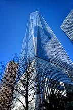 Freedom Tower by Debbie Shiffer