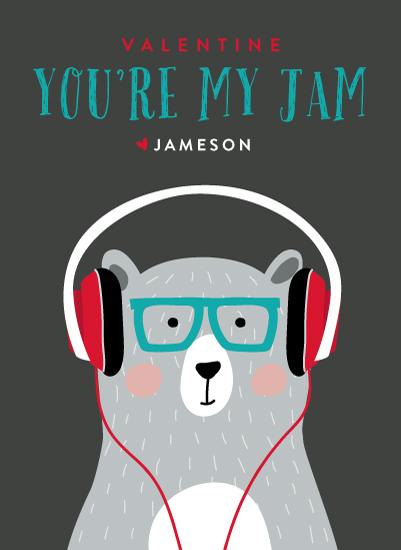 valentine's day - My Jam by Joanna Griffin