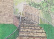 Nature's Stairway by Tyler Jones