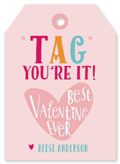 valentine's day - Tag You're It by Blair Stratton