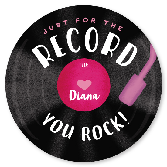 valentine's day - For the Record by Gina Grittner