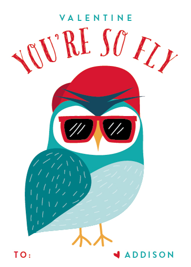 valentine's day - So Fly by Joanna Griffin