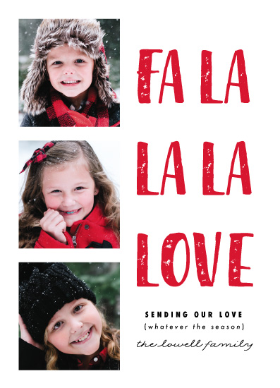 valentine's day - FA LA Love by Susan Brown