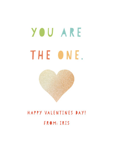valentine's day - You Are The One by Lumarie