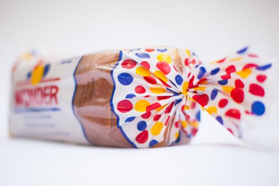 art prints - Wonderbread: Facing Right by Scott Hughes Art