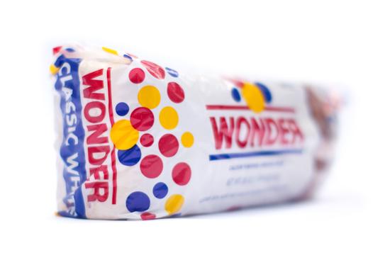 art prints - Wonder Bread: Facing Left by Scott Hughes Art