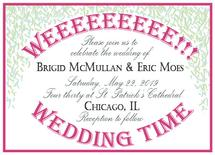 Weeeee!!! Wedding Time by Weee Designs