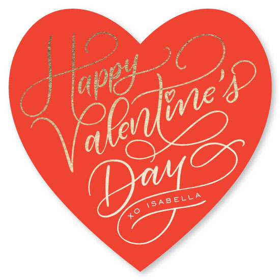 valentine's day - Happy by Leah Bisch