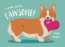 Corgi Love by Sovelle