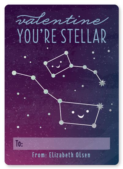 valentine's day - Stellar by Jessica Ogden