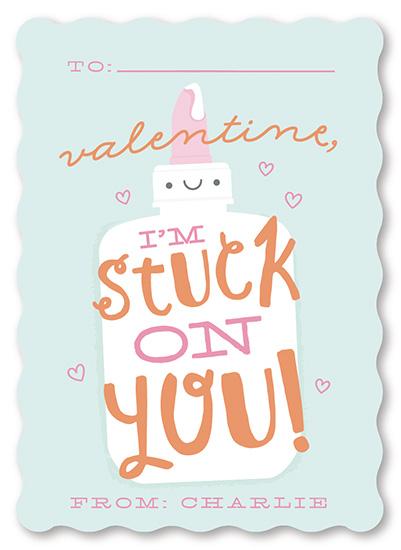 valentine's day - I'm Stuck On You by Christina Novak
