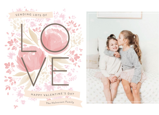 valentine's day - Lots of Floral Love by Robert and Stella