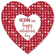 valentine's day - ICON by Cindy Jost