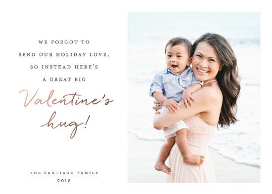 valentine's day - Valentine Hugs by Liz Conley