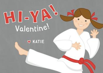 Hi-Ya, Valentine
