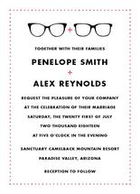 Wedding Specs by kelly ashworth