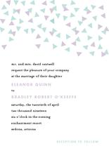 Triangle Confetti by kelly ashworth