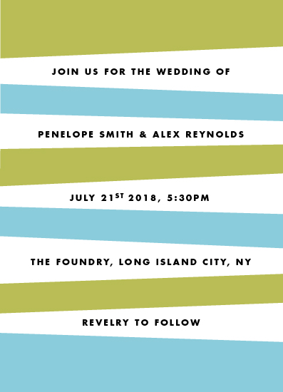 wedding invitations - Washi Wedding by kelly ashworth