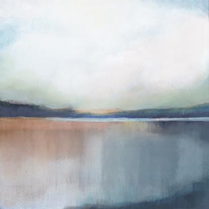 art prints - Deep Lake l by Alison Jerry Designs