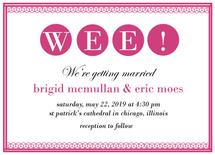 Wee! Wedding Preppy by Weee Designs