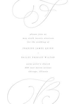 Script Initials