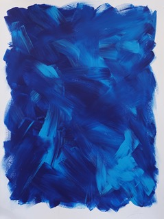art prints - Moody Blues by Polly Gentry