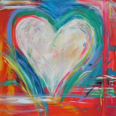 art prints - Power of Love by Polly Gentry