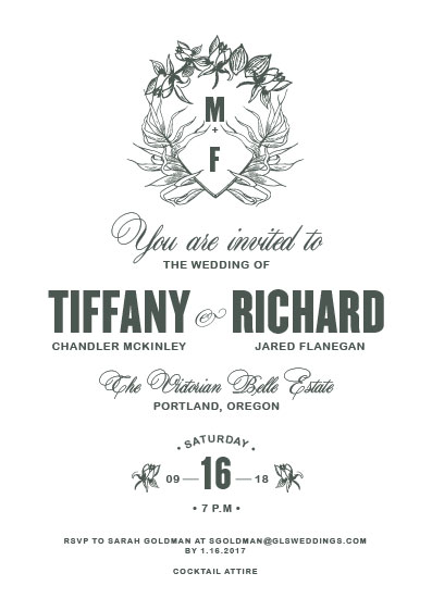 wedding invitations - Victorian I'do by Noma Maluzo