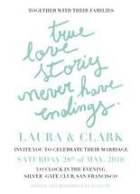 True love by Deyas Paper co.