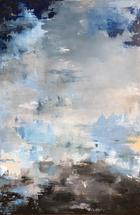 Dusk, Camelback Mountai... by Hannah Lowe Corman
