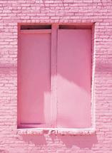 Pink Window No. 2 by Jenna Gibson