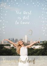 The best is yet to come by Bec McGuigan