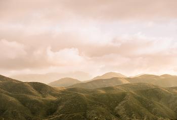 Hazy Mountain High