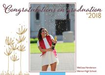 Congratulations on grad... by pramila gupta