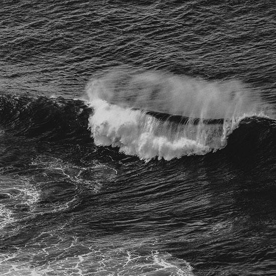 art prints - Wave by Lu Haddad
