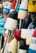 Buoys by Helen Makadia Photography