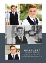 James Graduation Card by Olivia Renee