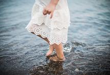 Stepping into Indigo by Kira Noel Oschipok